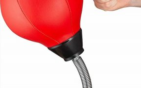 Punching bag to put on the table